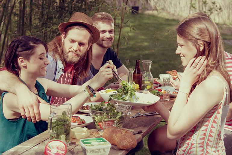 Dating Mittagessen oder. hauptmahlzeit