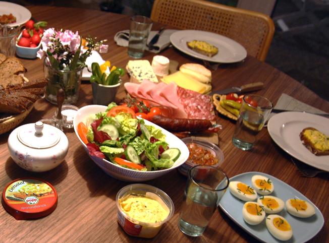 Abendbrottisch